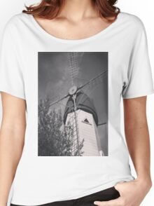 Wind Mills and wishes Women's Relaxed Fit T-Shirt