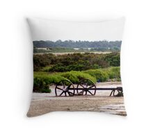 Marooned Throw Pillow