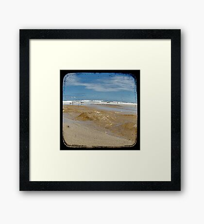 Freshwater - Through The Viewfinder (TTV) Framed Print