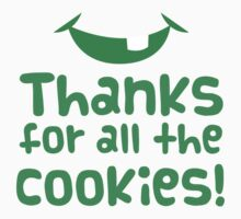 Thanks for all the cookies Baby Tee