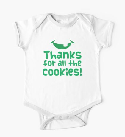 Thanks for all the cookies One Piece - Short Sleeve