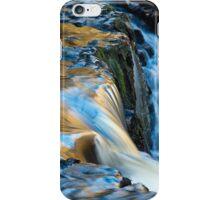 Pump Pwll Waterfall Vale of Neath iPhone Case/Skin
