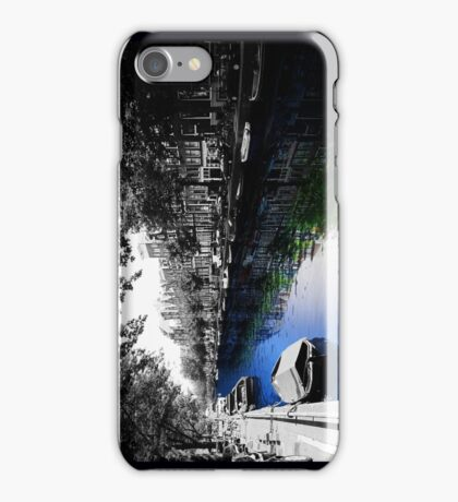 Amsterdam Colorsplash iPhone Case/Skin