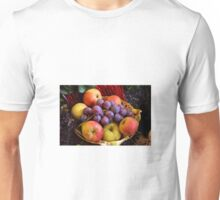 Apples and Grapes Unisex T-Shirt