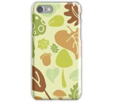 Forest Life iPhone Case/Skin