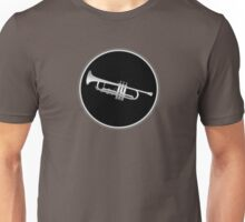Trumpet Silver Sign Unisex T-Shirt
