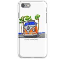 Surf Bus iPhone Case/Skin
