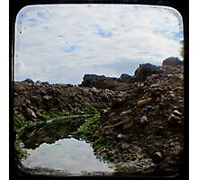 Rockpool - Through The Viewfinder (TTV) #2 Photographic Print