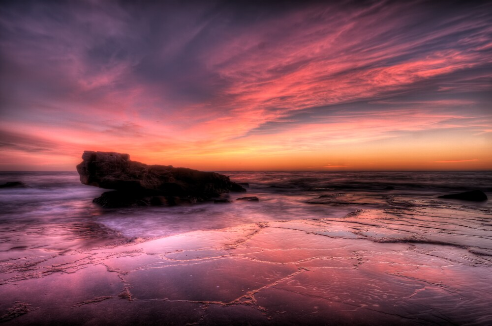 Pink Sky Morning..... by Jason Ruth