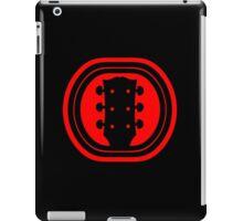 Guitar Headstock iPad Case/Skin