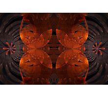 Recurring Tangerine Dream Photographic Print
