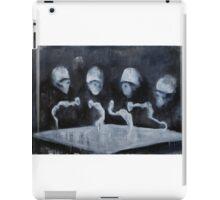 Nocturn 0: Sentences Wriggle iPad Case/Skin