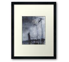 Nocturn 2: Mephisto Framed Print
