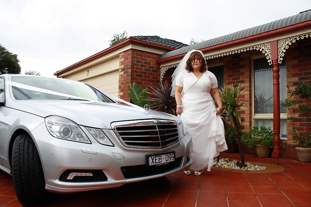Yvette & Car by WeddingPics