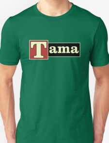 Vintage Tama  Drums  T-Shirt