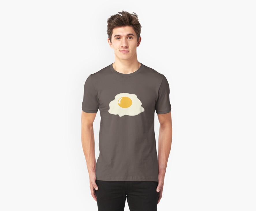 FRIED EGG by SofiaYoushi