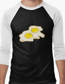 TWO FRIED EGGS Men's Baseball ¾ T-Shirt
