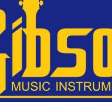 Gibson Music Instruments  Sticker