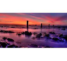 Silent Seascape Photographic Print