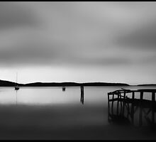 The Lagoon......... by Imi Koetz