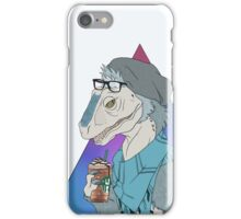 Hipster T-Rex iPhone Case/Skin