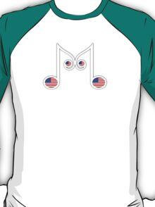 Wonderful American Music T-Shirt