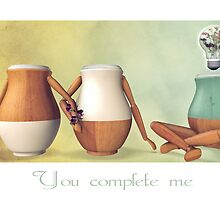 You Complete Me by KaralynHubbard