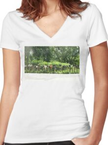 So Many I Can NOT Count! Women's Fitted V-Neck T-Shirt