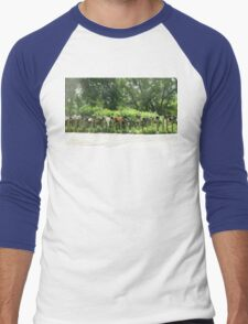 So Many I Can NOT Count! Men's Baseball ¾ T-Shirt