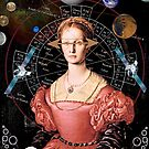 Center of her universe by Susan Ringler