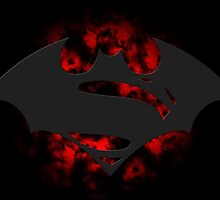 Batman vs Superman by augustinet