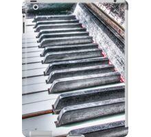 Old Piano iPad Case/Skin
