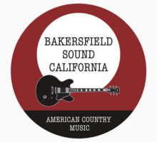 Bakersfield  Sound California Country  One Piece - Long Sleeve