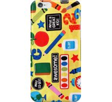 Schooldays iPhone Case/Skin