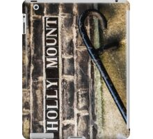 To Holly Mount iPad Case/Skin