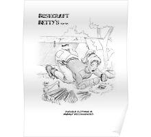 Bushcraft Betty01 Poster