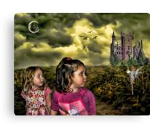 Fairy Surprise~ Canvas Print