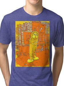 Lion 3 Tri-blend T-Shirt