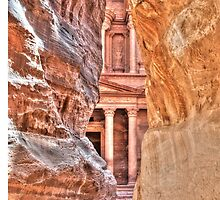 Petra, Jordan - World Wonders by AlexFHiemstra
