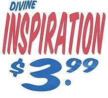 Divine Inspiration Supermarket Series by Edward Fielding