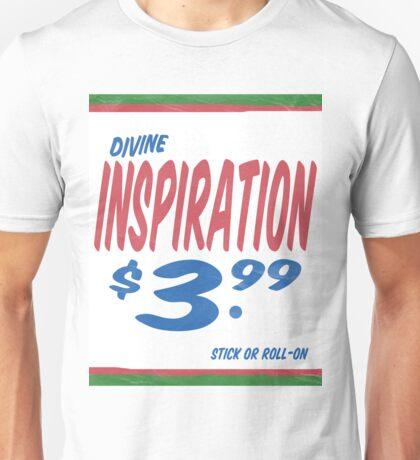 Divine Inspiration Supermarket Series Unisex T-Shirt