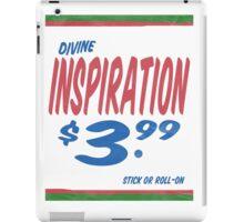 Divine Inspiration Supermarket Series iPad Case/Skin