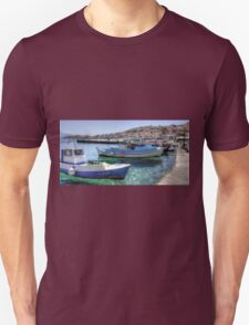 Fishing Boats in the Harbour T-Shirt