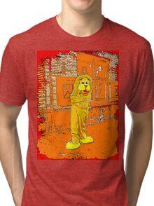 Hungry Lion 4 Tri-blend T-Shirt