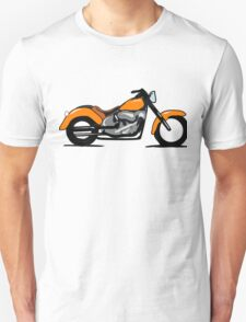 Motorbike, Illustration T-Shirt
