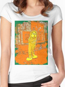 I need a Lion  tonight 5 Women's Fitted Scoop T-Shirt