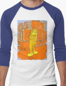 Lion 6 Men's Baseball ¾ T-Shirt