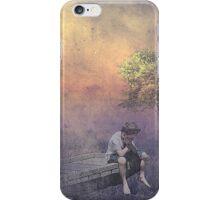 """Boy on the Lake"" iPhone Case/Skin"