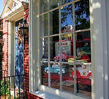 Antique Toy Shop by elisab