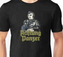 PANZER COMMANDER - ACHTUNG PANZER Unisex T-Shirt